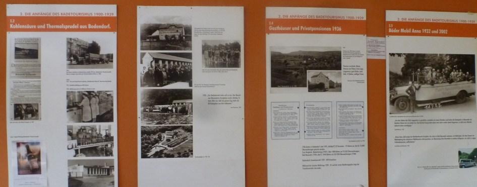 Kohlensäure Kurpark Geschichte