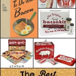 Crazy about Bacon & Holiday Gift Guide