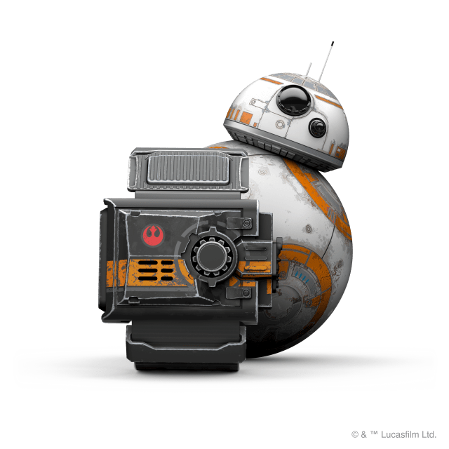 The Force Band by Sphero with Special Edition Battle-Worn BB-8 are must-have gadgets! Read the review @ GagenGirls.com