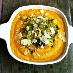 Pumpkin Spice Polenta {12 Days of Thanksgiving}