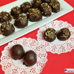 Chocolate Coconut Bon Bons {12 Days of Valentine's}