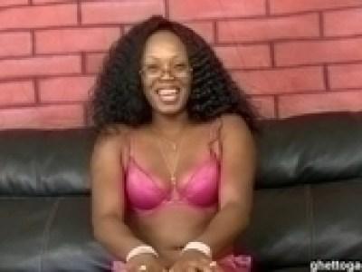 Ghetto Gaggers Jayden Starr Cock Gagging Black Slut Cum Facial Video