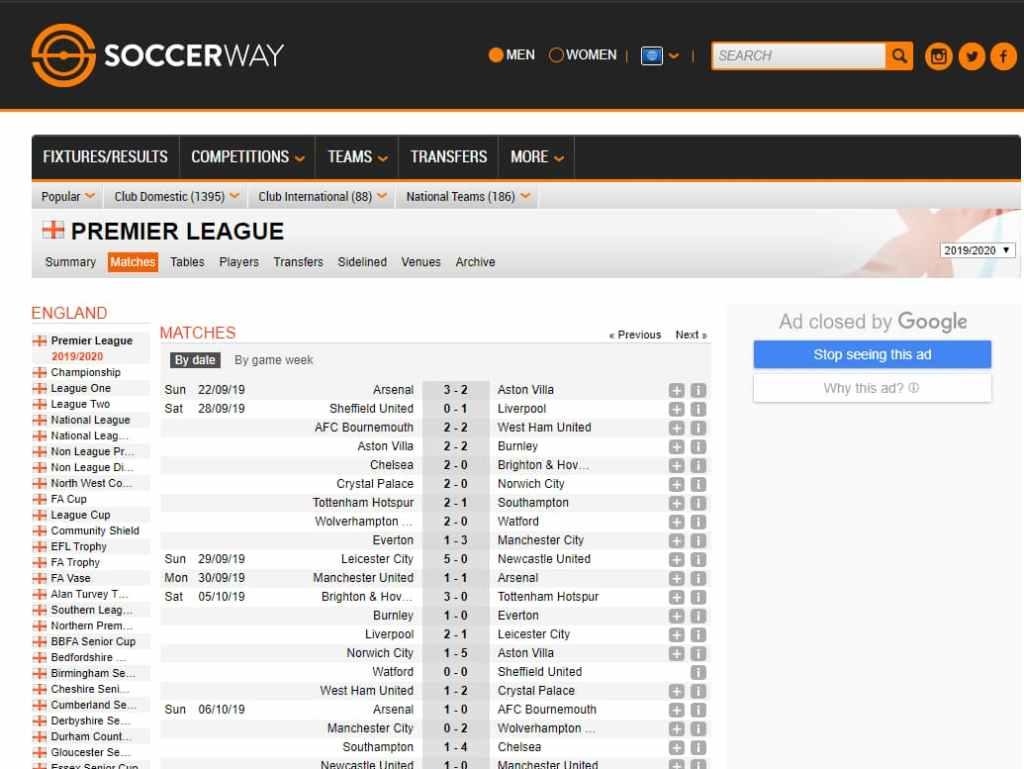 site-statistique-foot-soccerway-paris-sportifs-seb-vichot