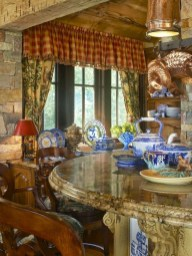 Affordable English Country Kitchen Decor Ideas 12