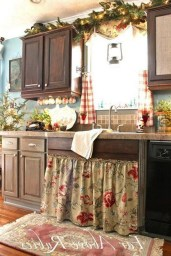 Affordable English Country Kitchen Decor Ideas 14