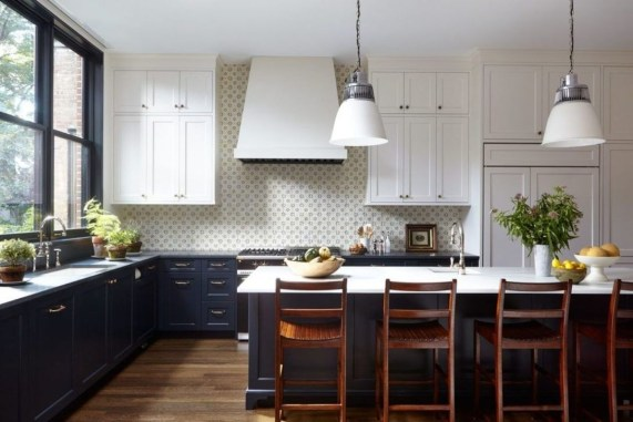 Affordable English Country Kitchen Decor Ideas 28