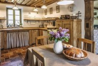 Affordable English Country Kitchen Decor Ideas 31