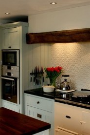 Affordable English Country Kitchen Decor Ideas 41
