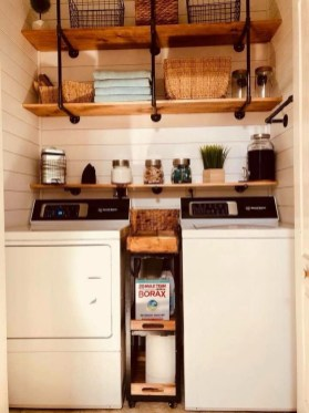 Awesome Laundry Room Organization Ideas You Should Know 07