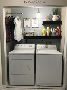 Awesome Laundry Room Organization Ideas You Should Know 19