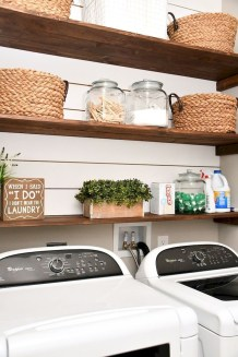 Awesome Laundry Room Organization Ideas You Should Know 40