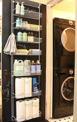 Awesome Laundry Room Organization Ideas You Should Know 44
