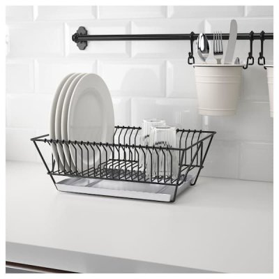 Beautiful Dish Rack Ideas For Your Small Kitchen 41