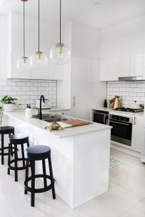 Beautiful Kitchen Lighting Ideas To Upgrade Your Design 01