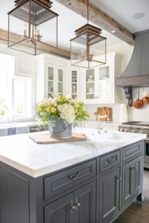 Beautiful Kitchen Lighting Ideas To Upgrade Your Design 43