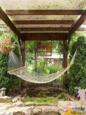 Brilliant Hammock Ideas For Backyard 03