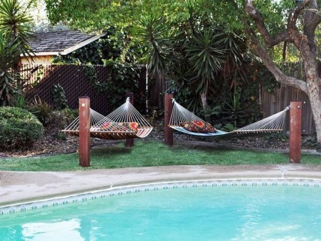 Brilliant Hammock Ideas For Backyard 25
