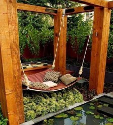 Brilliant Hammock Ideas For Backyard 30