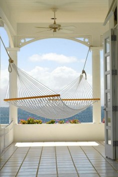 Brilliant Hammock Ideas For Backyard 31