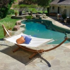 Brilliant Hammock Ideas For Backyard 35