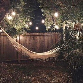 Brilliant Hammock Ideas For Backyard 42
