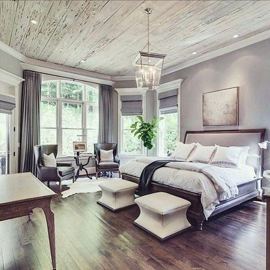 Captivating Farmhouse Bedroom Ideas 38
