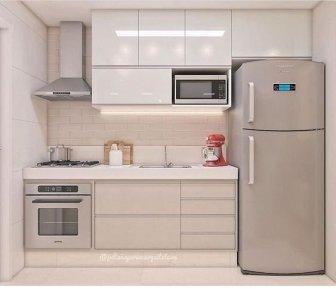 Modern Kitchen Design Ideas For Small Area 46