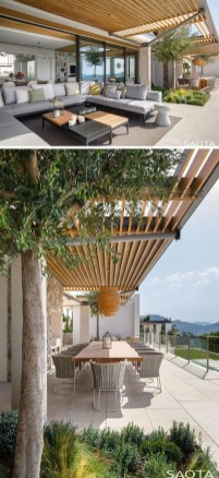 Outstanding Outdoor Dining Room Ideas 24