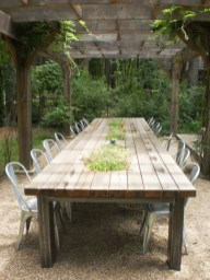 Outstanding Outdoor Dining Room Ideas 30