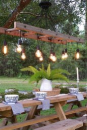 Outstanding Outdoor Dining Room Ideas 32