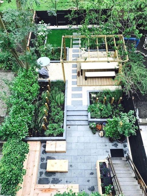 Perfect Home Garden Design Ideas That Make You Cozy 56