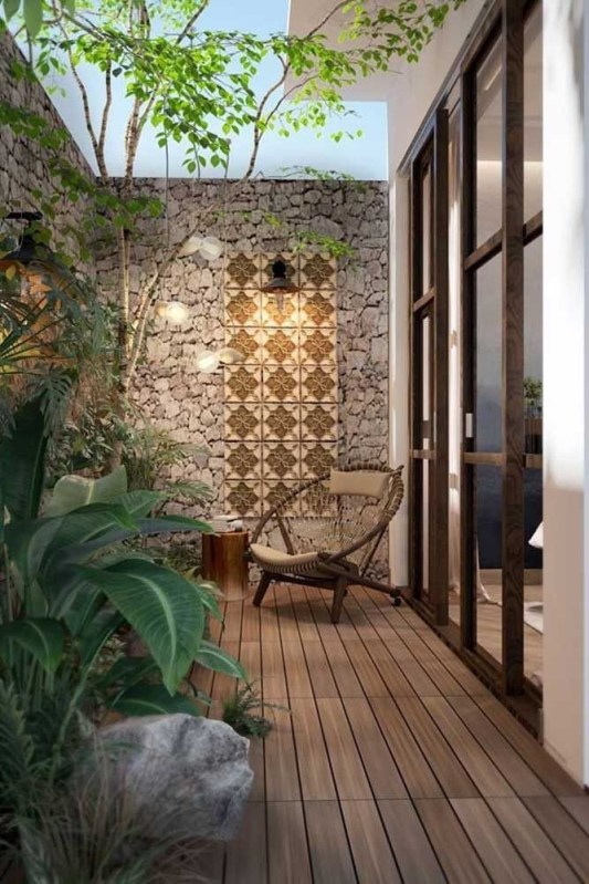 Perfect Home Garden Design Ideas That Make You Cozy 57