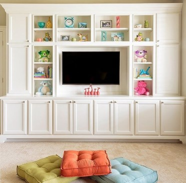 Popular Tiny Playroom Decoration Ideas You Can Select This 14