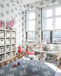 Popular Tiny Playroom Decoration Ideas You Can Select This 18