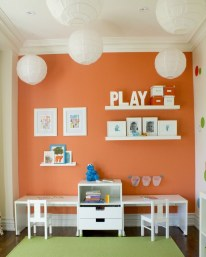 Popular Tiny Playroom Decoration Ideas You Can Select This 20