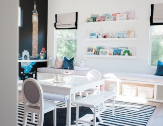 Popular Tiny Playroom Decoration Ideas You Can Select This 21