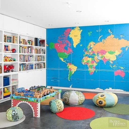 Popular Tiny Playroom Decoration Ideas You Can Select This 40