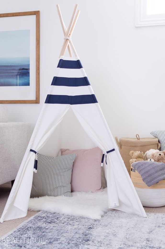 Popular Tiny Playroom Decoration Ideas You Can Select This 42