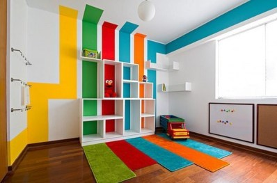 Popular Tiny Playroom Decoration Ideas You Can Select This 47