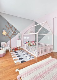 Smart Montessori Ideas For Baby Bedroom 09