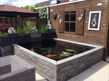 Stunning Backyard Aquarium Ideas 46
