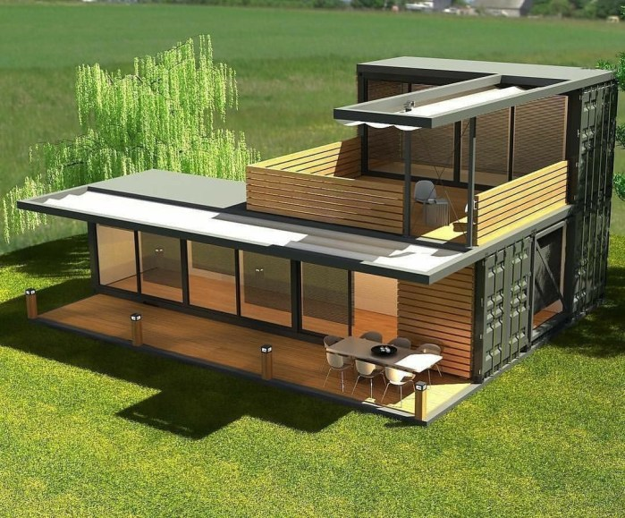 Best Container Design Ideas For Home 39
