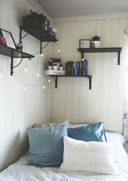 Best Ideas To Light Up Your Bedroom 28