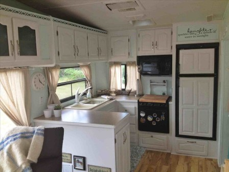 Captivating Rv Kitchen Remodel Ideas That You Have To Know 08