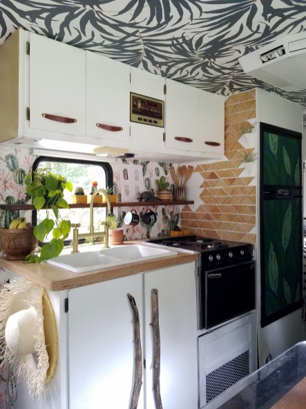 Captivating Rv Kitchen Remodel Ideas That You Have To Know 13