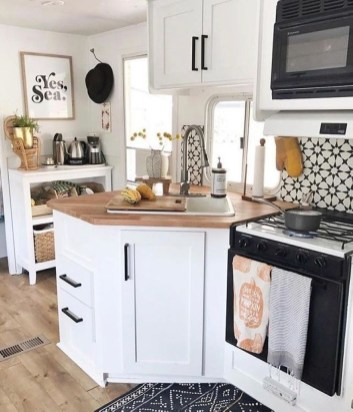 Captivating Rv Kitchen Remodel Ideas That You Have To Know 21