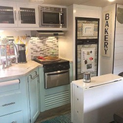 Captivating Rv Kitchen Remodel Ideas That You Have To Know 34