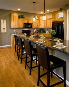 Charming Paint Ideas For Kitchen Room 07