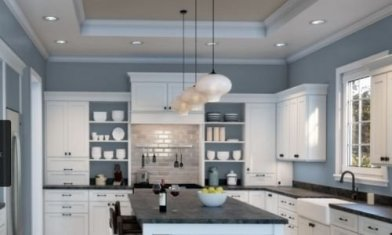 Charming Paint Ideas For Kitchen Room 12