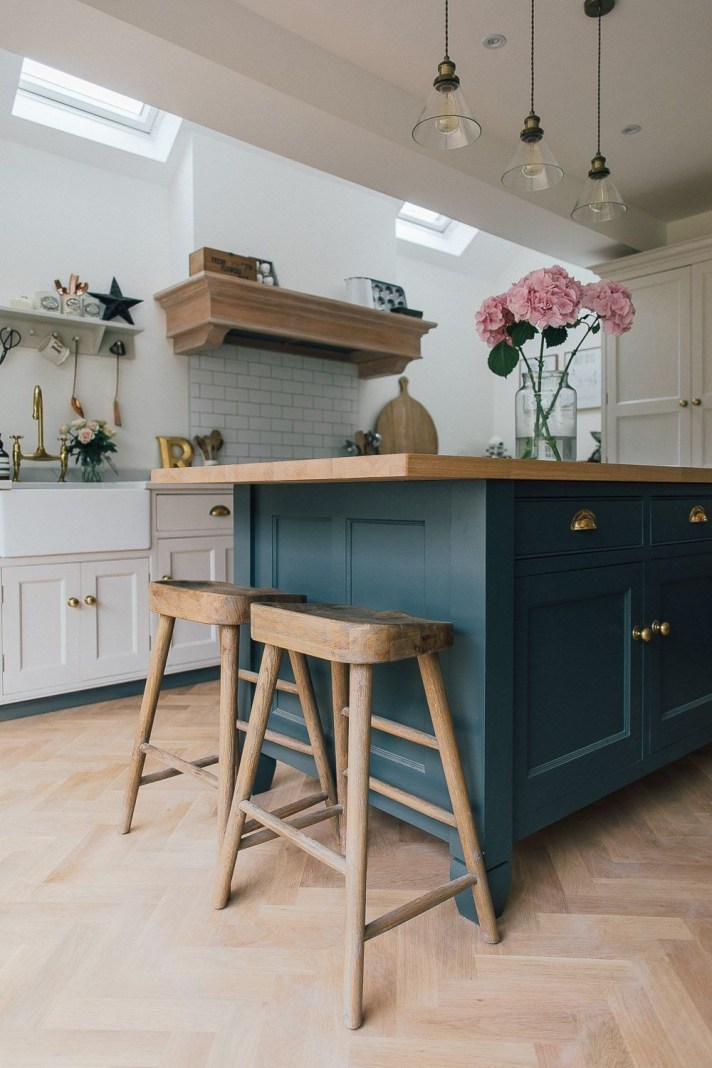 Charming Paint Ideas For Kitchen Room 48